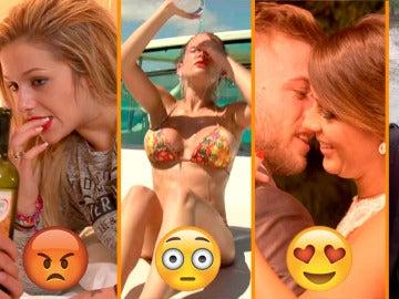 Una divertida luna de miel, críticas a las nuevas parejas y decepciones