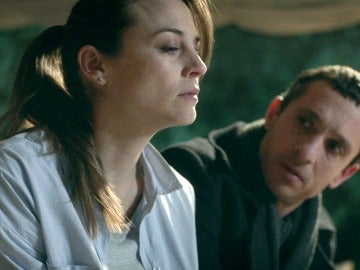 Blanca abandona a Álex para aclarar sus dudas