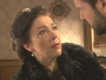 Francisca, dispuesta a abrirle los ojos a Severo
