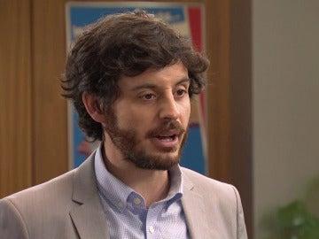 Jaime deja la empresa y se enfrenta a Alonso