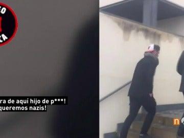 """Frame 4.831451 de: El fichaje de Zozulya indigna a la afición del Rayo por su supuesto pasado neonazi: """"Vete de aquí hijo de p... No queremos nazis"""""""