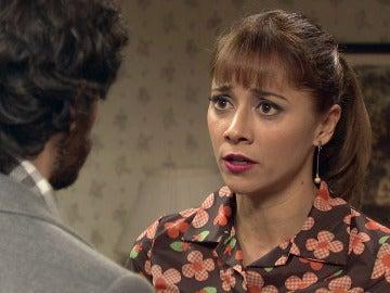 Henar sospecha que Jaime se ve a escondidas con Nuria