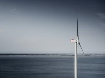 La turbina V164, la más potente del mundo