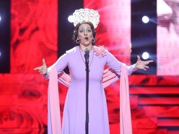 Yolanda Ramos nos hace recordar los 'Suspiros de España' como Estrellita Castro