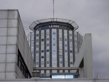 Fotografía de archivo del Hospital de la Paz