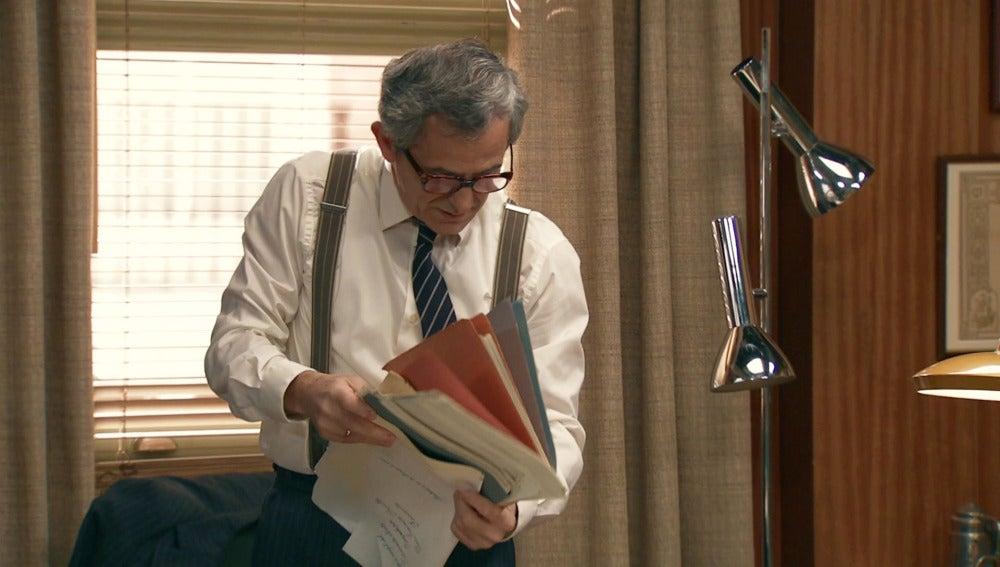 Quintero no encuentra su cuaderno 'oscuro'