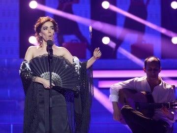 Beatriz Luengo derrocha pasión como Estrella Morente en 'Volver'
