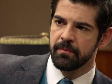 """Alonso a Marta: """"Ese niño no es mío"""""""