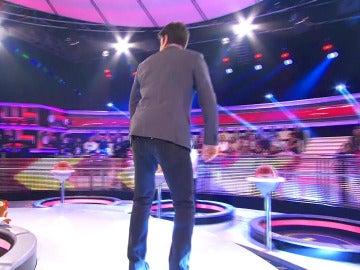 El twerking de Arturo Valls