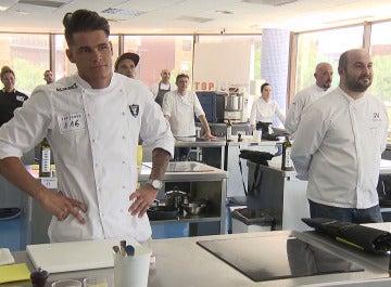 Así fue el primer casting de la cuarta edición de 'Top Chef'