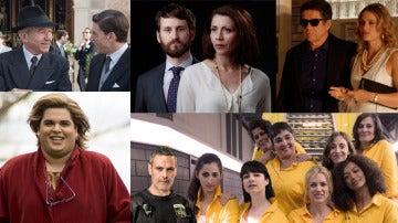 Nominados a los Premios Unión de Actores