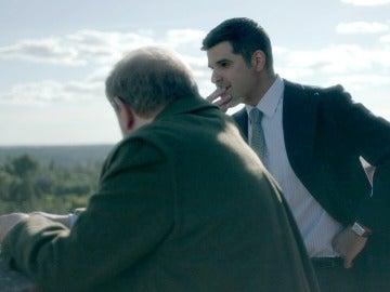 Carlos Meyer descubre la verdad de Alejandro Puga
