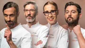 Concursantes Top Chef
