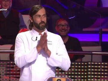 Frame 0.0 de: El concursante de 'Top Chef' que quiere parecerse a Arturo Valls