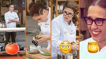 Almas en pena, tiraditos, ingredientes secretos y muchos pinchos, los momentazos de 'Top Chef'
