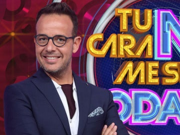 Àngel Llàcer continúa con su papel de jurado en el nuevo programa 'Tu cara no me suena todavía'