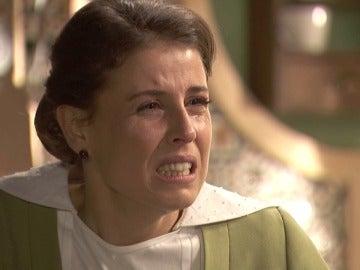 """Adela a Carmelo: """"Mataste al padre de mi hijo, no tienes alma"""""""