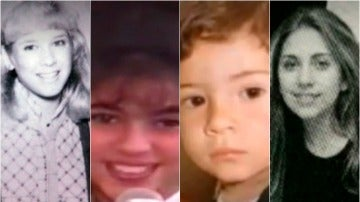 Qué famoso se esconde tras estos niños