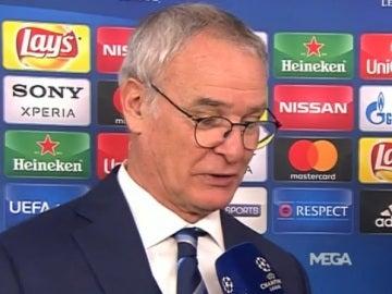 Claudio Rainieri, entrenador del Leicester