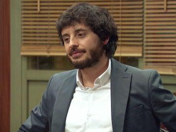 Quintero le ofrecerá a Jaime unirse al bufete de abogados