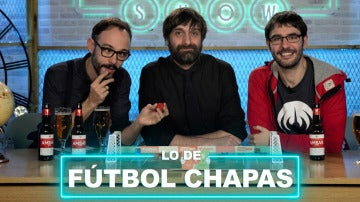 'Fútbol chapas' con Juanra Bonet