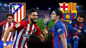 Atlético de Madrid vs FC Barcelona