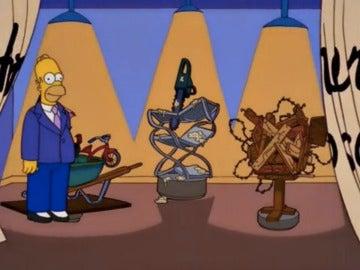 Homer Simpson en ARCO