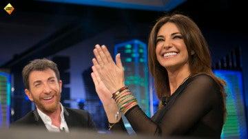 Mariló Montero tuvo un momento de gloria con George Clooney