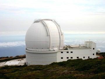 Telescopio William Hercschel en Canarias