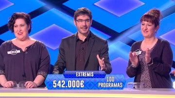 Las 'Extremis' baten un nuevo récord en '¡Boom!', cumpliendo 100 programas