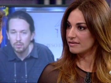"""Mariló Montero, sobre las palabras que le dedicó Pablo Iglesias: """"Que utilice ese lenguaje en páginas de sexo"""""""