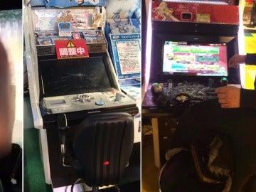 Máquinas recreativas en Dai-Pan