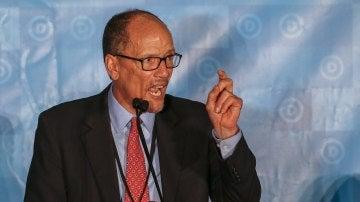 Tom Pérez, elegido presidente de los demócratas en EEUU
