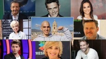El mundo de la música y la televisión despide a Pablo Ráez