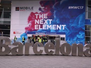 Mobile World Congress 2017, en Barcelona