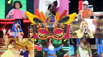 Triunfa en Carnaval con estas caracterizaciones