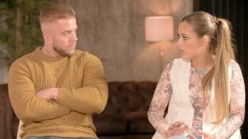Rafa planta a María que decide tirar la toalla tras hablar con la psicóloga