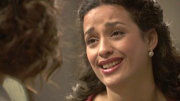 Lucía se encontrará con una noticia inesperada a su llegada