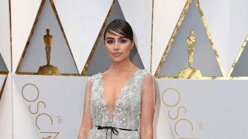 Olivia Culpo apuesta por un vestido de Marchesa