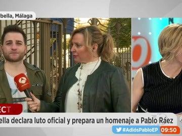 "Frame 112.601666 de: ""A Pablo Ráez le daba igual no recibir una médula pero quería que se llegara al millón de donantes"""