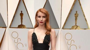 Emma Roberts, muy sexy de Armani