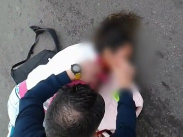 Frame 19.755555 de: Se investiga un nuevo posible caso de violencia de género en Melilla