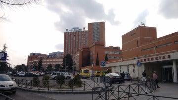 Hospital 12 de Octubre en Madrid