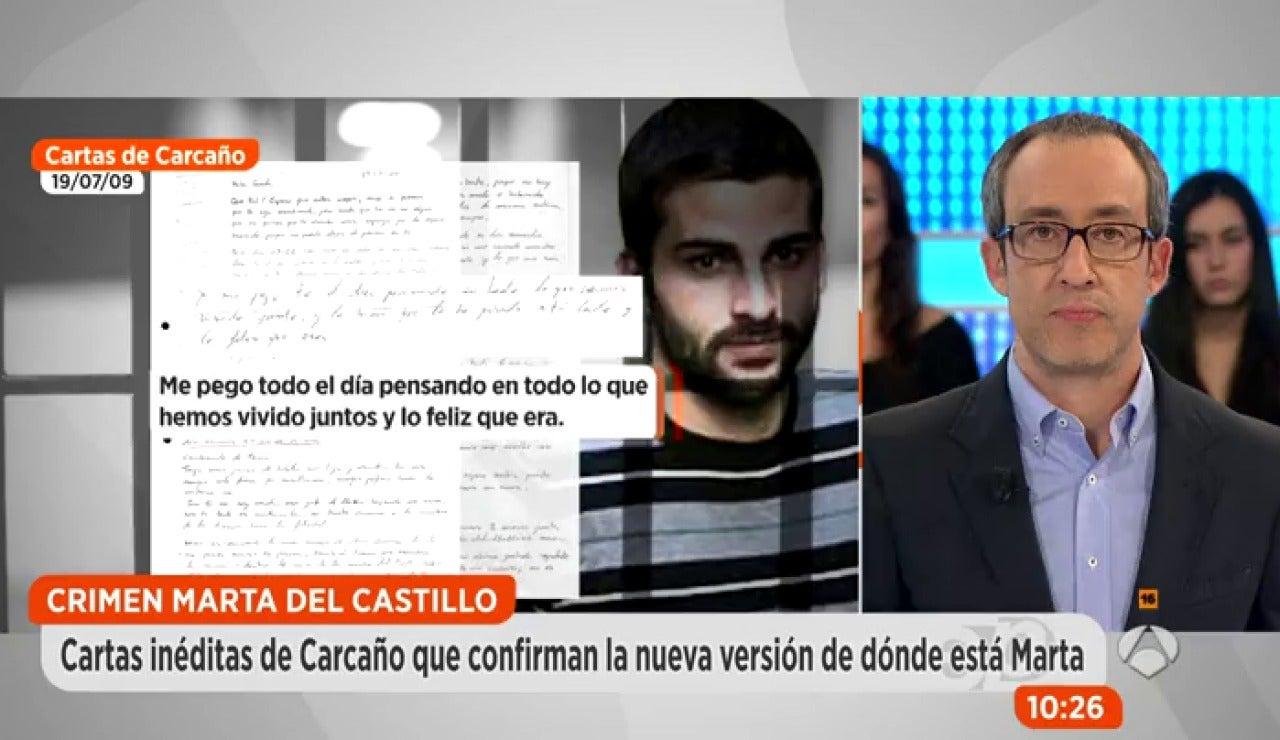 Frame 0.0 de: Las cartas que envió Miguel Carcaño desde la cárcel corroboran la confesión que hizo al padre de Marta del Castillo