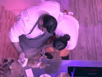 Los chefs cocinarán más pegados que nunca en el próximo programa de 'Top Chef'