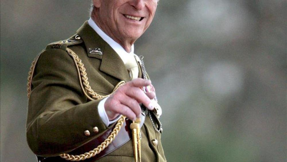 El Príncipe de Edimburgo