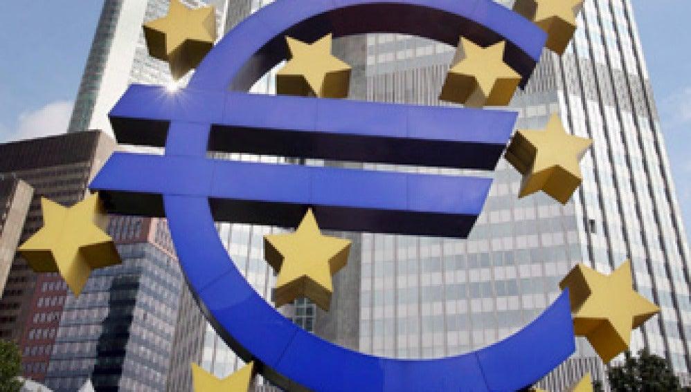 Fachada del BCE