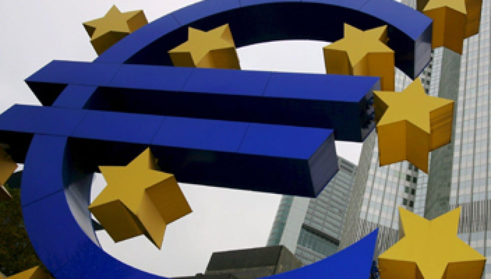 El símbolo del euro