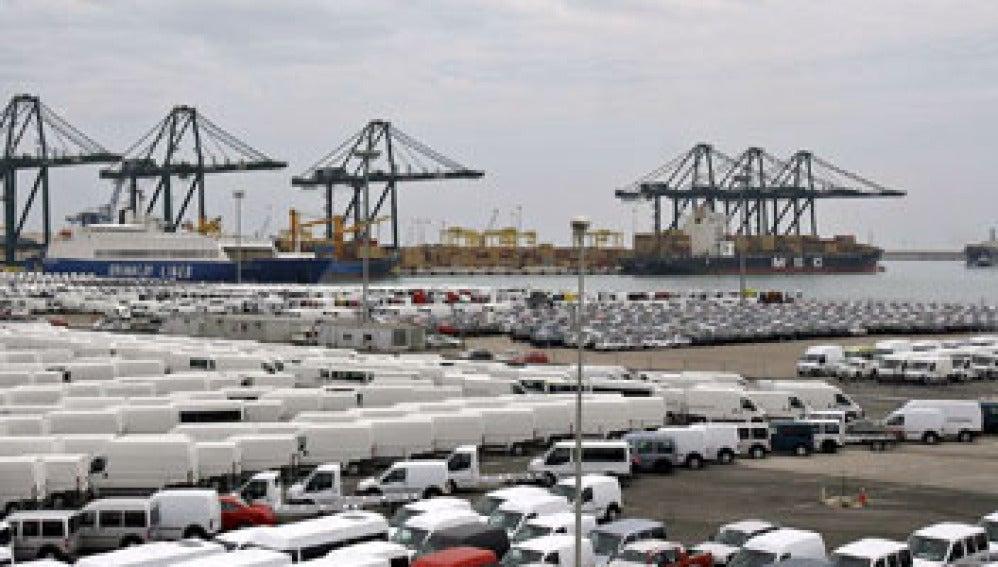Reducción del déficit comercial