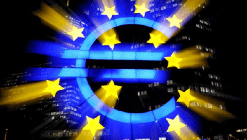 La economía de la Eurozona se retrae un 0,2%